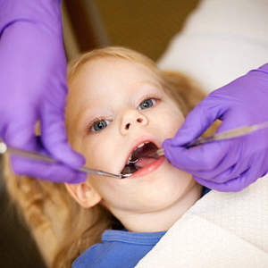 dental exams and deep cleanings